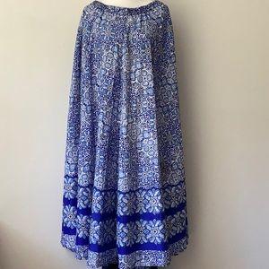 NWT Cupio Maxi Skirt